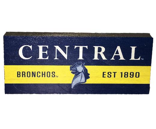 Central Bronchos Wood Decor