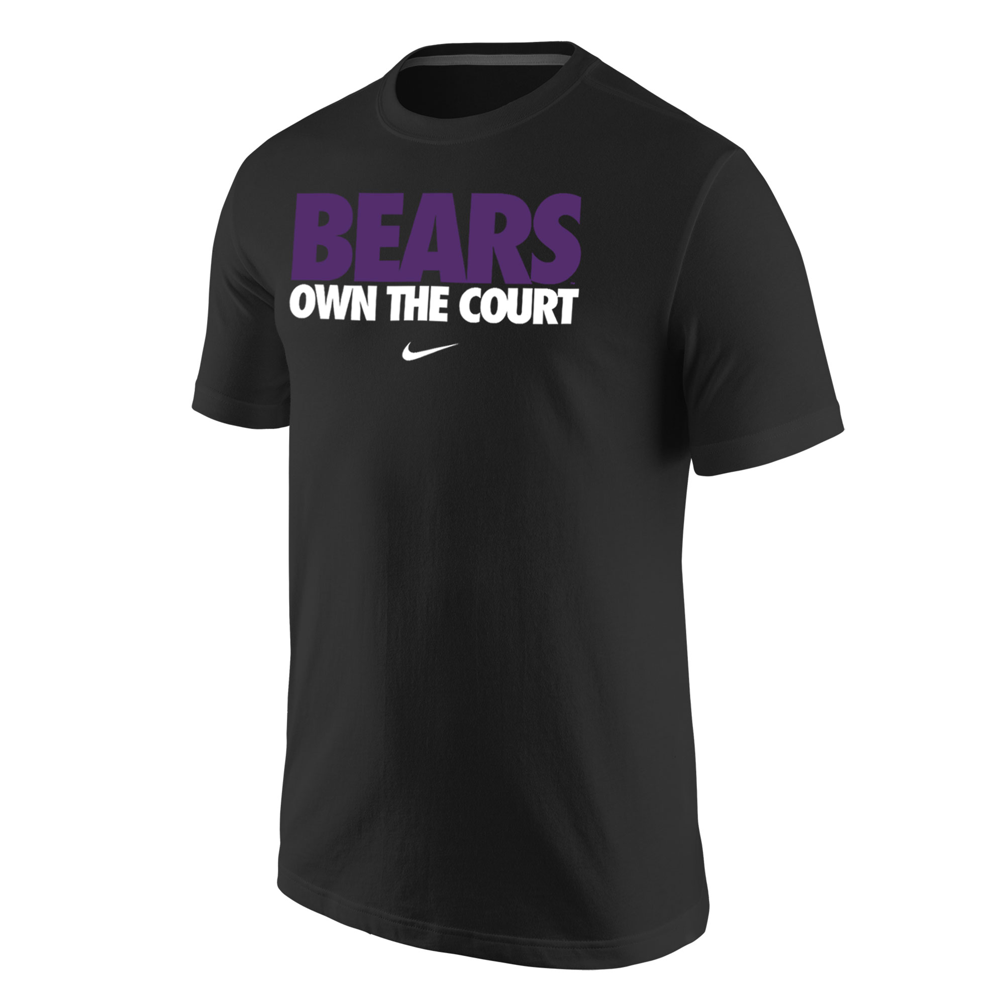 Bears Own The Court Tee
