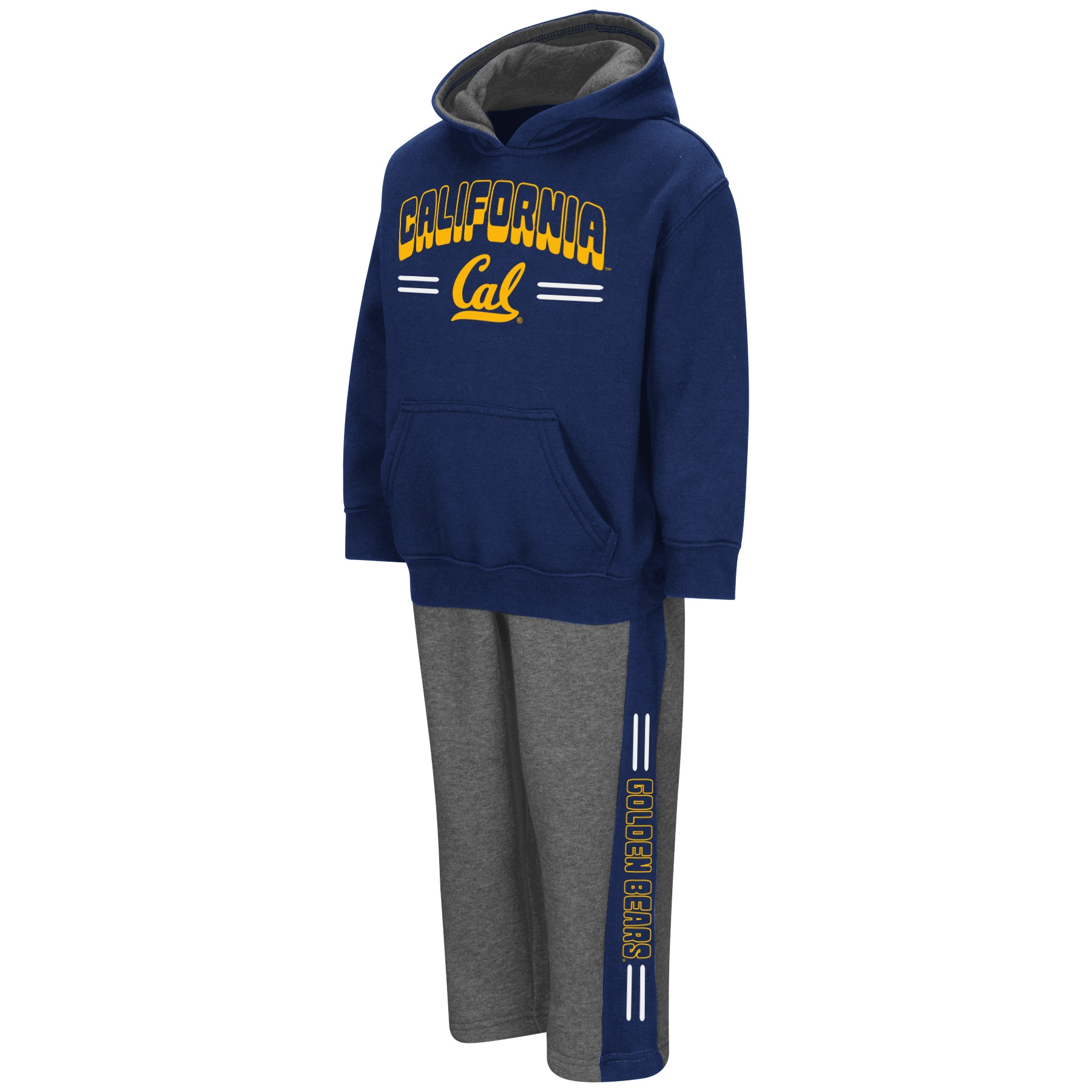 University of California Berkeley Toddler Boys Punter Fleece Set