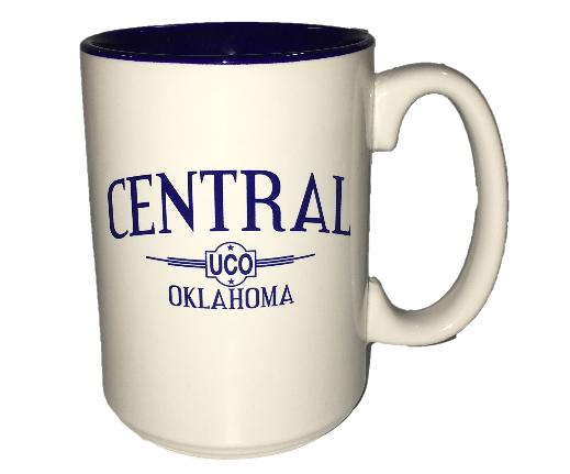 Central Oklahoma Mug