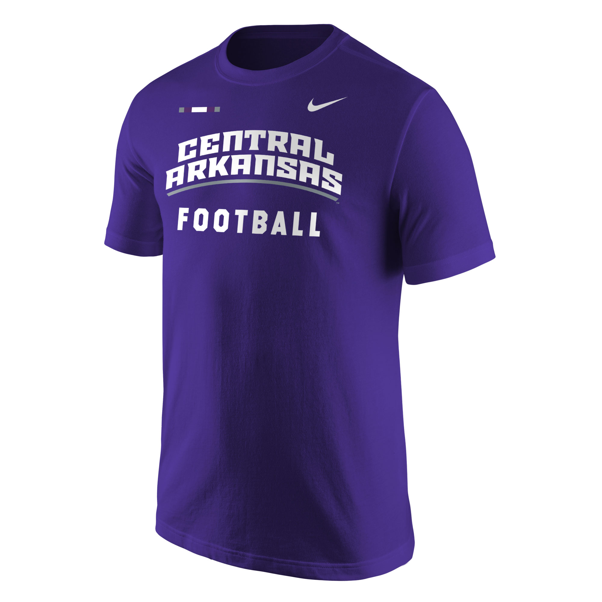 Central Arkansas Arch Football Tee