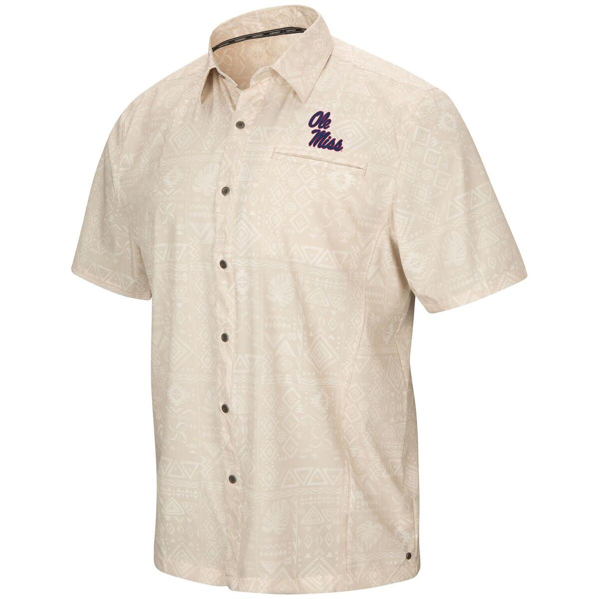Chiliwear Larry Camp Shirt Light Khaki
