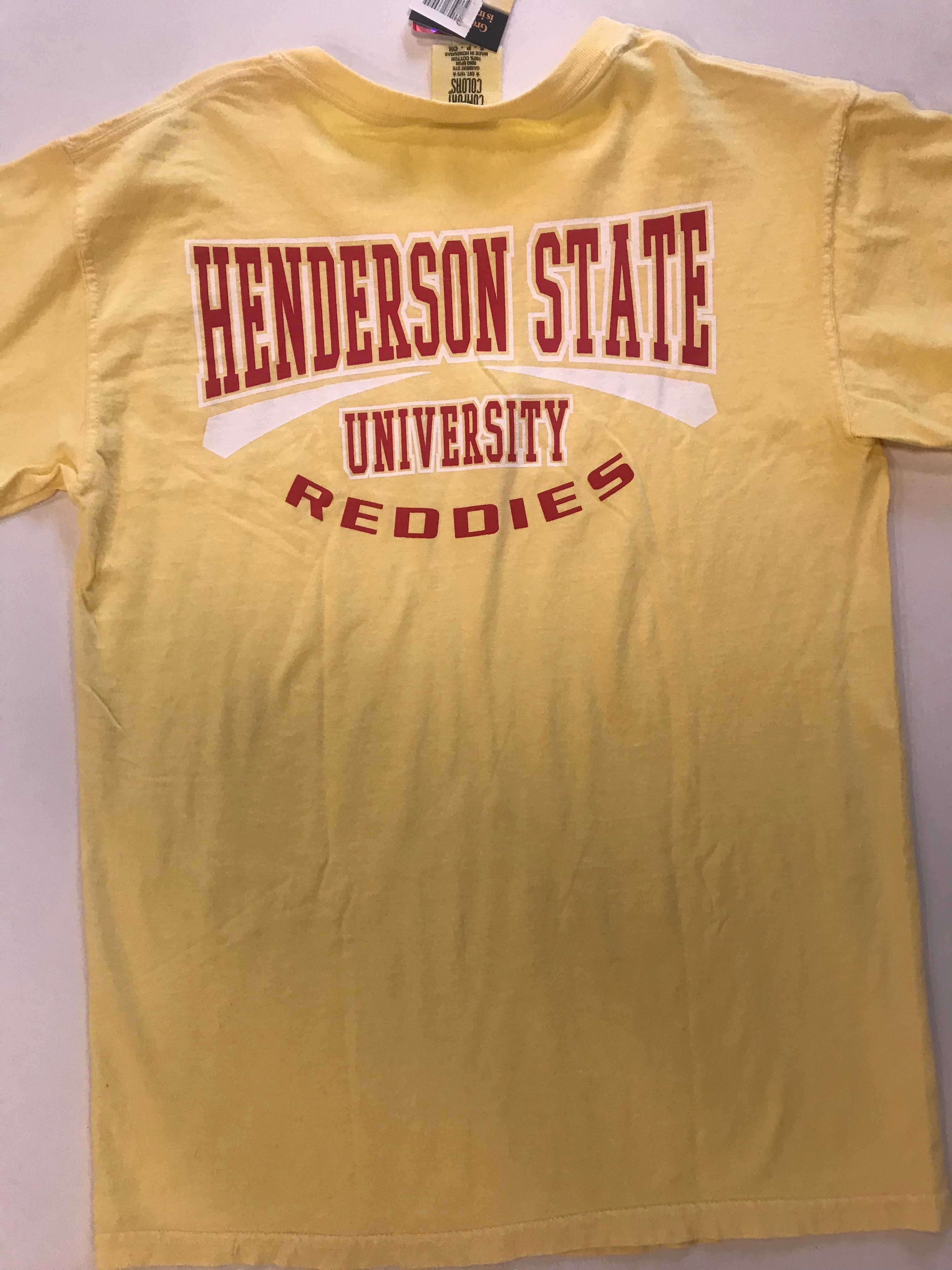 HENDERSON STATE CC SS TEE