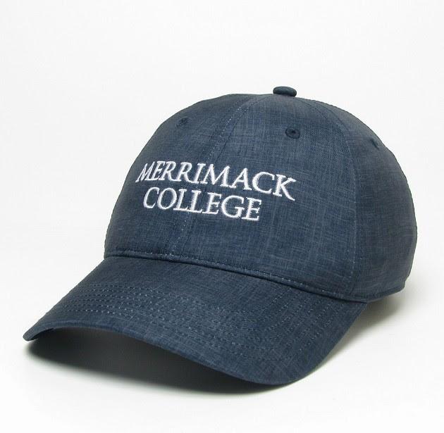 Heather Navy Repreve Hat