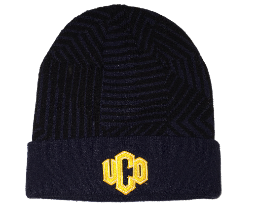 UCO Patterned Beanie