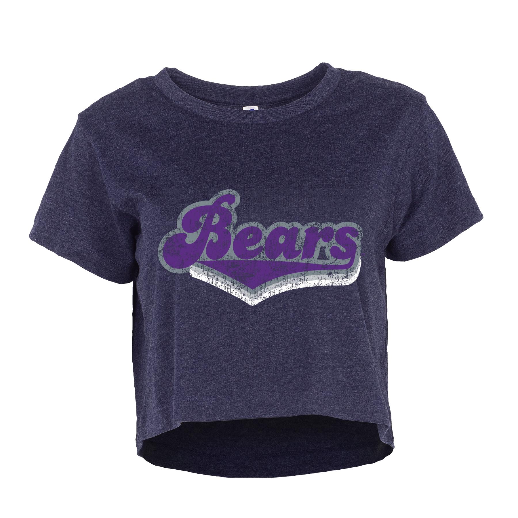 Bears Crop Tee