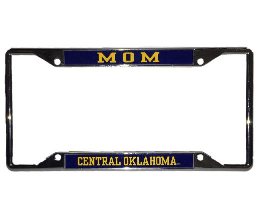 UCO License Plate Frames