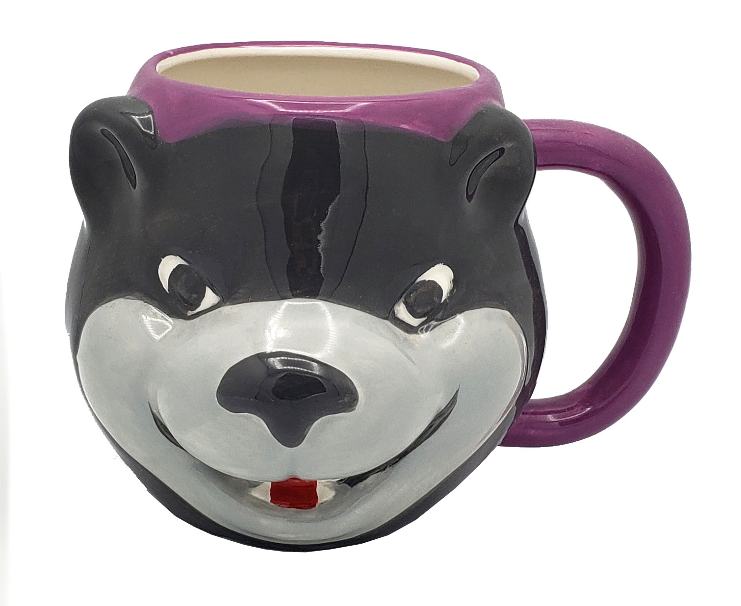 Bruce Bear Head Mug