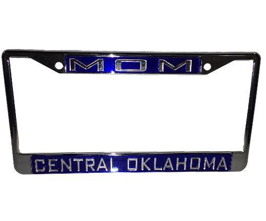 UCO Mom/Dad License Plate Frames