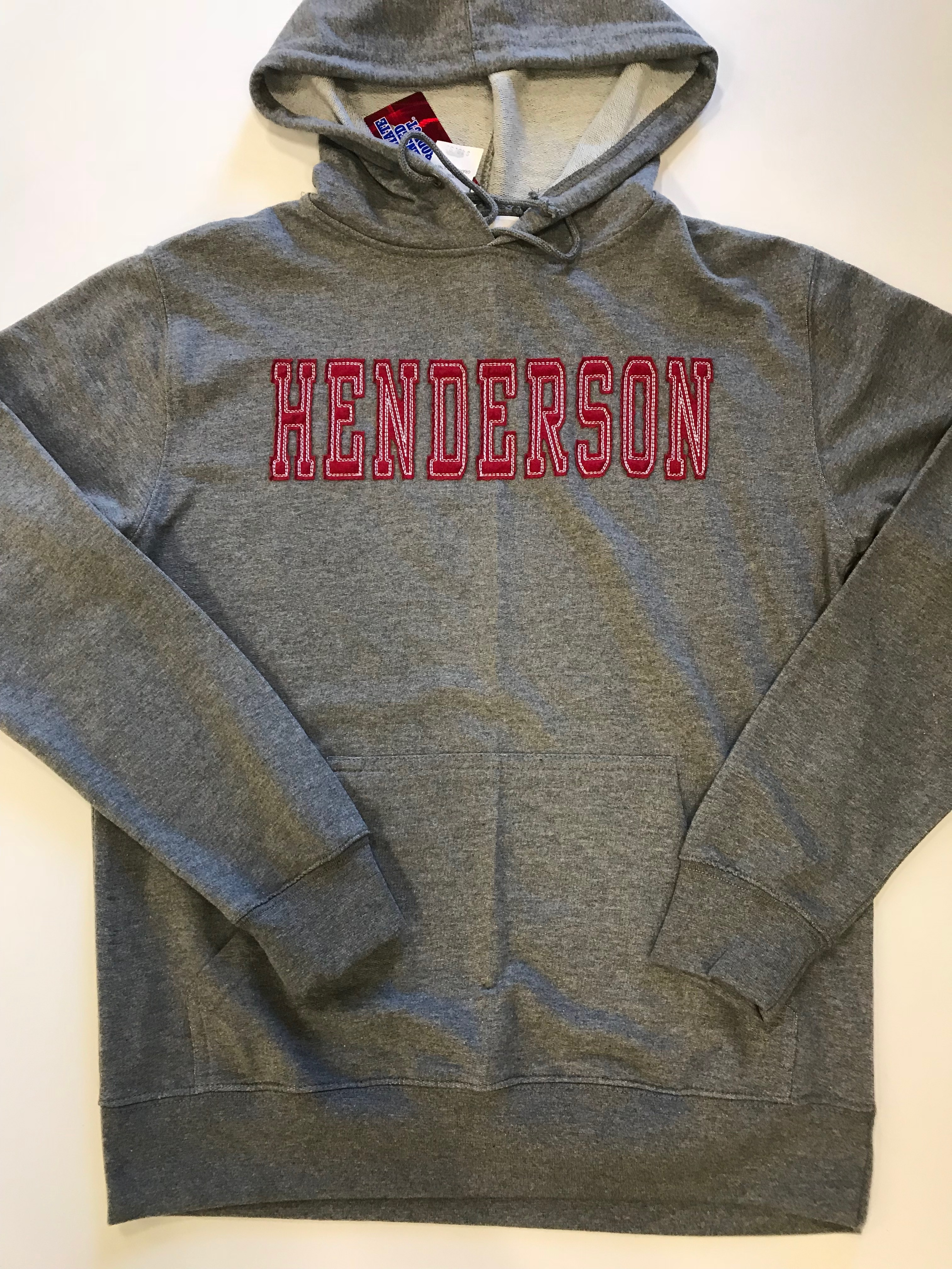 FRENCH TERRY HENDERSON HOODIE