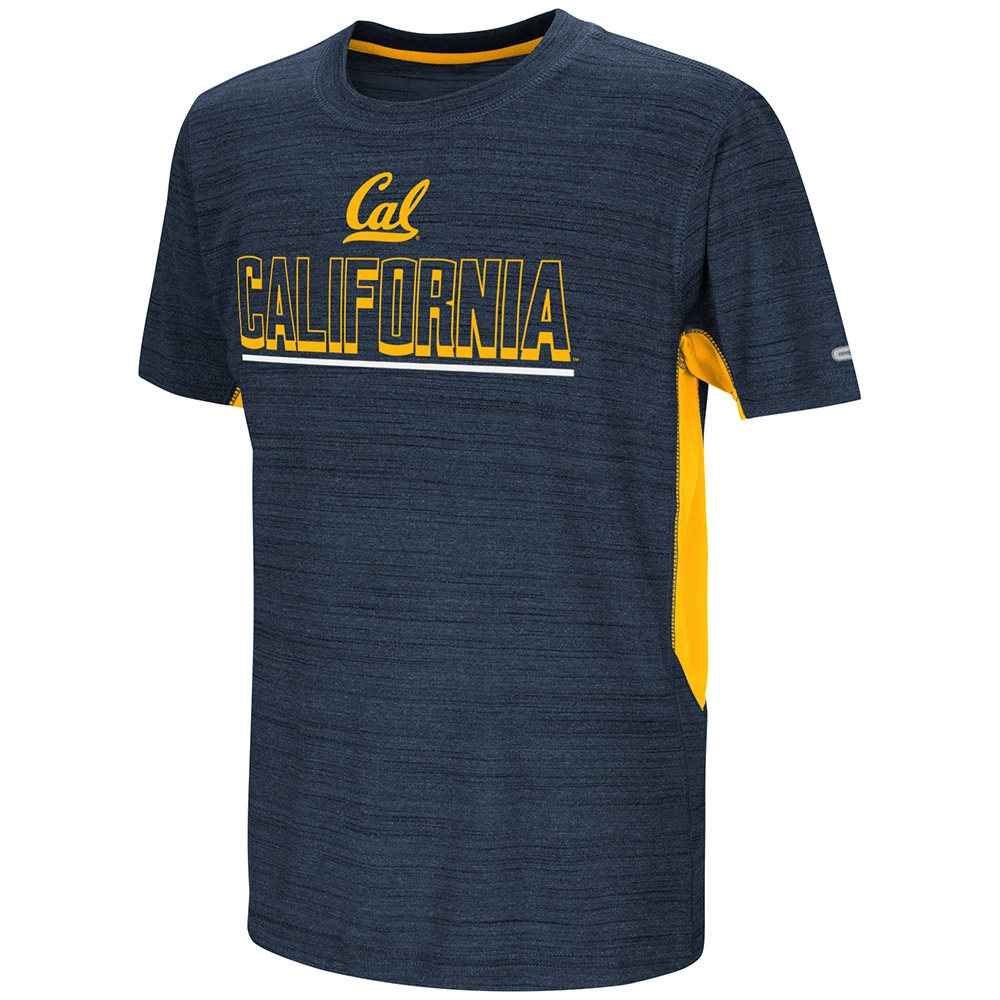 Cal Bears Youth Over The Fence SS Tee by Colosseum