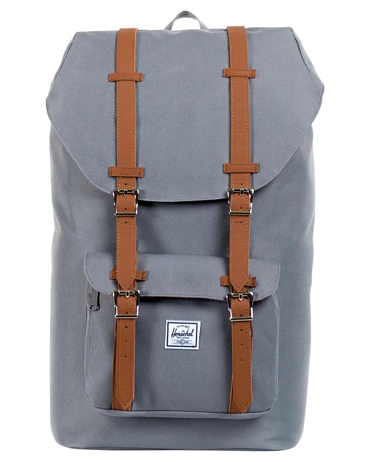 Little America Backpack Grey
