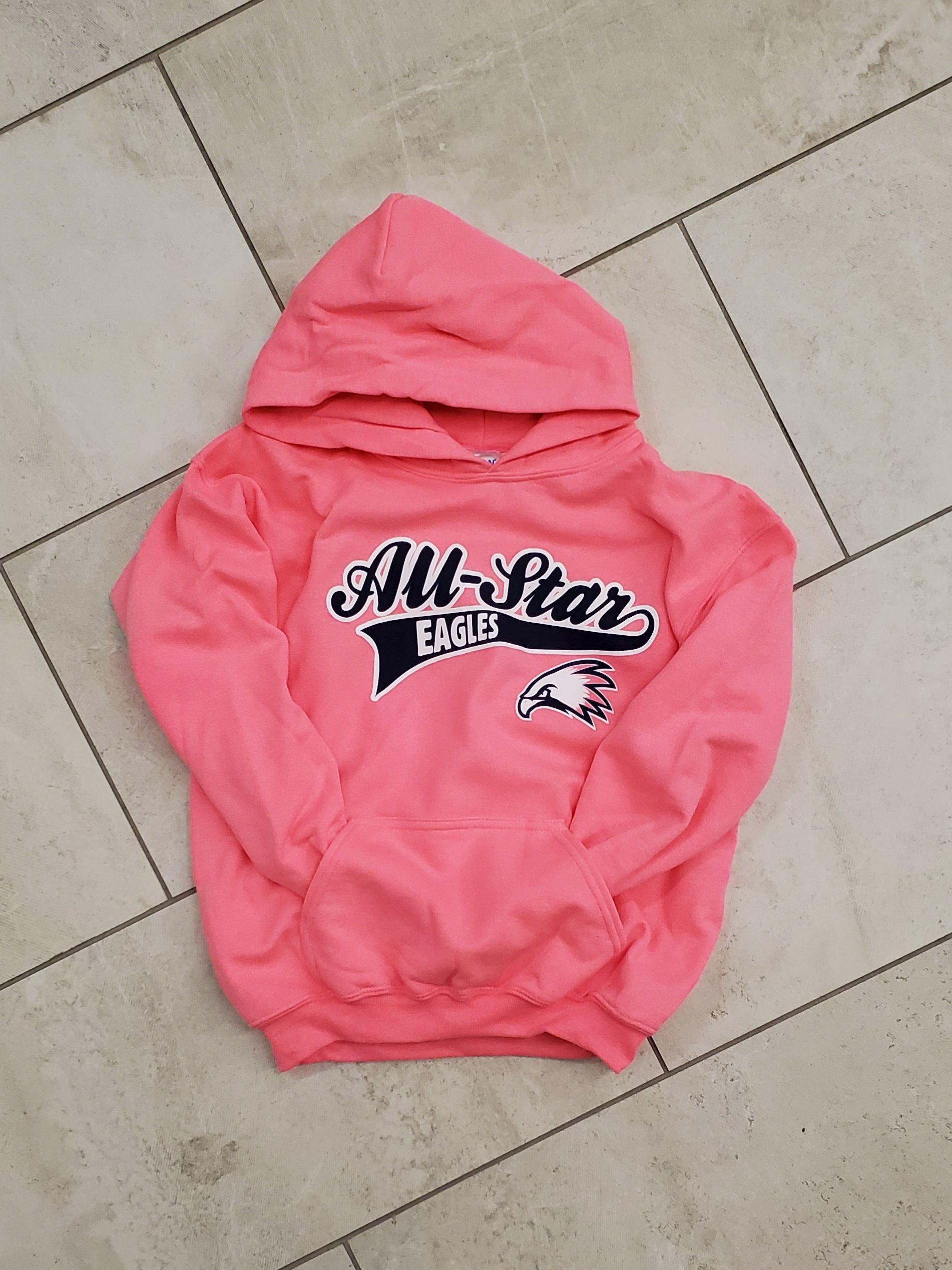 Youth Eagles All-Star Hoodie