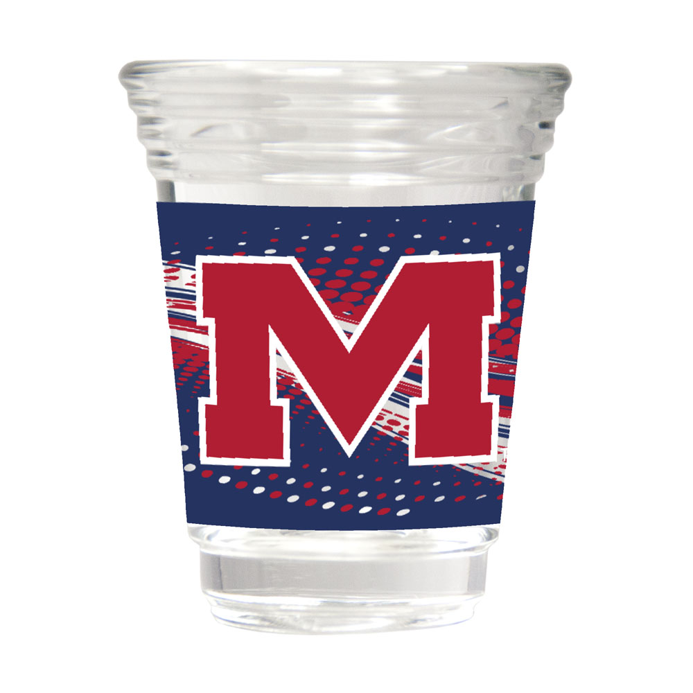 M Wrap Shot Glass