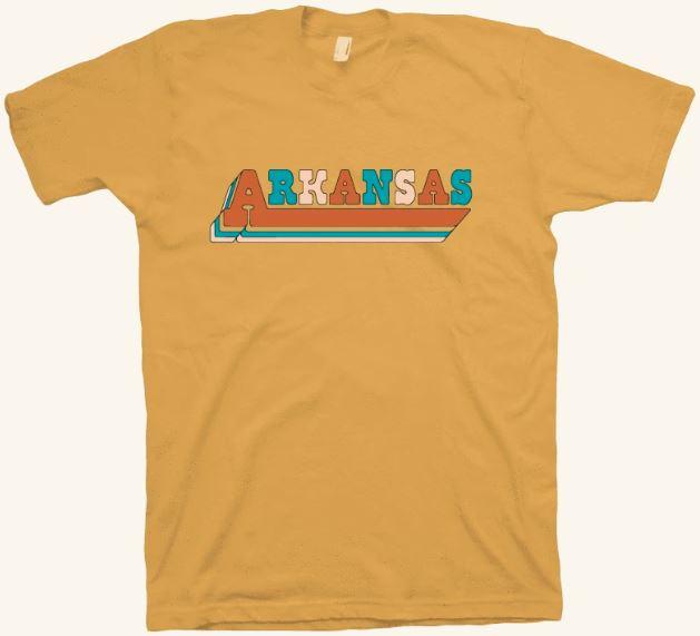 M Arkansas Funky SS Tee