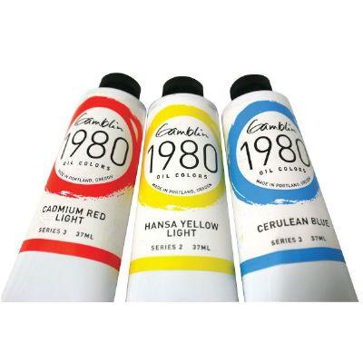 Gamblin 1980 Oil Colors 37ml