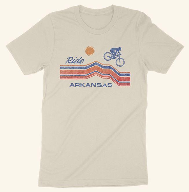 M CC Ride Arkansas SS Tee