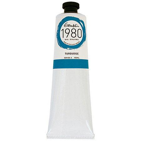 Gamblin 1980 Oil Colors 150ml