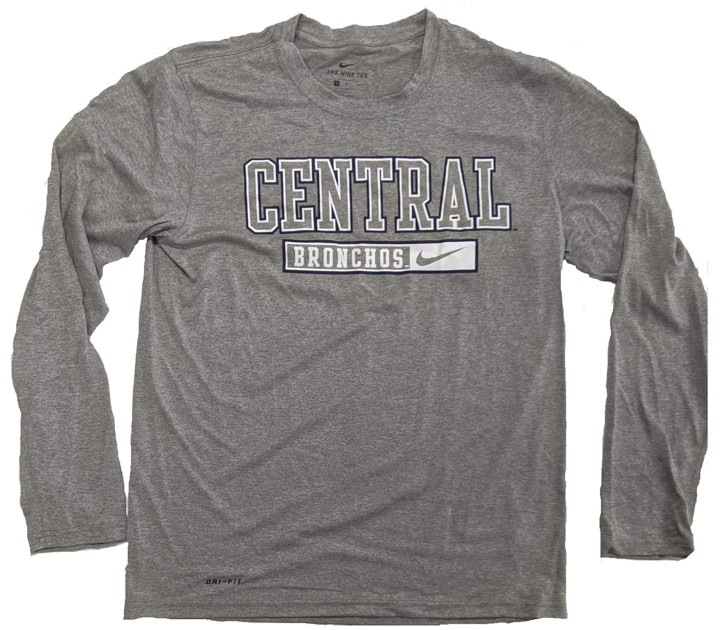 Central Block Legend LS Tee
