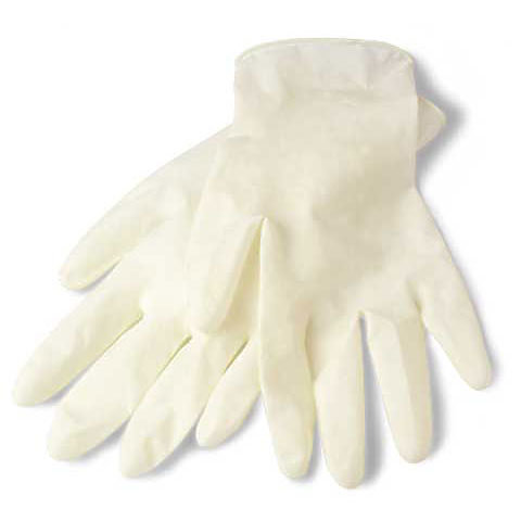 Latex Work Gloves
