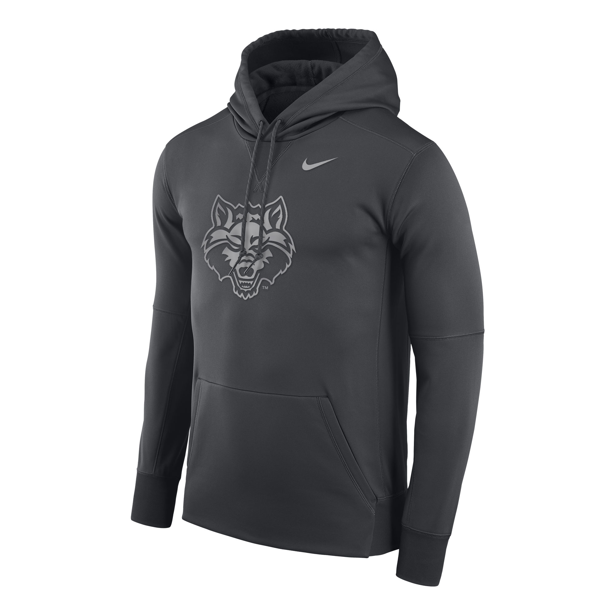 Red Wolves Therma PO Hoody