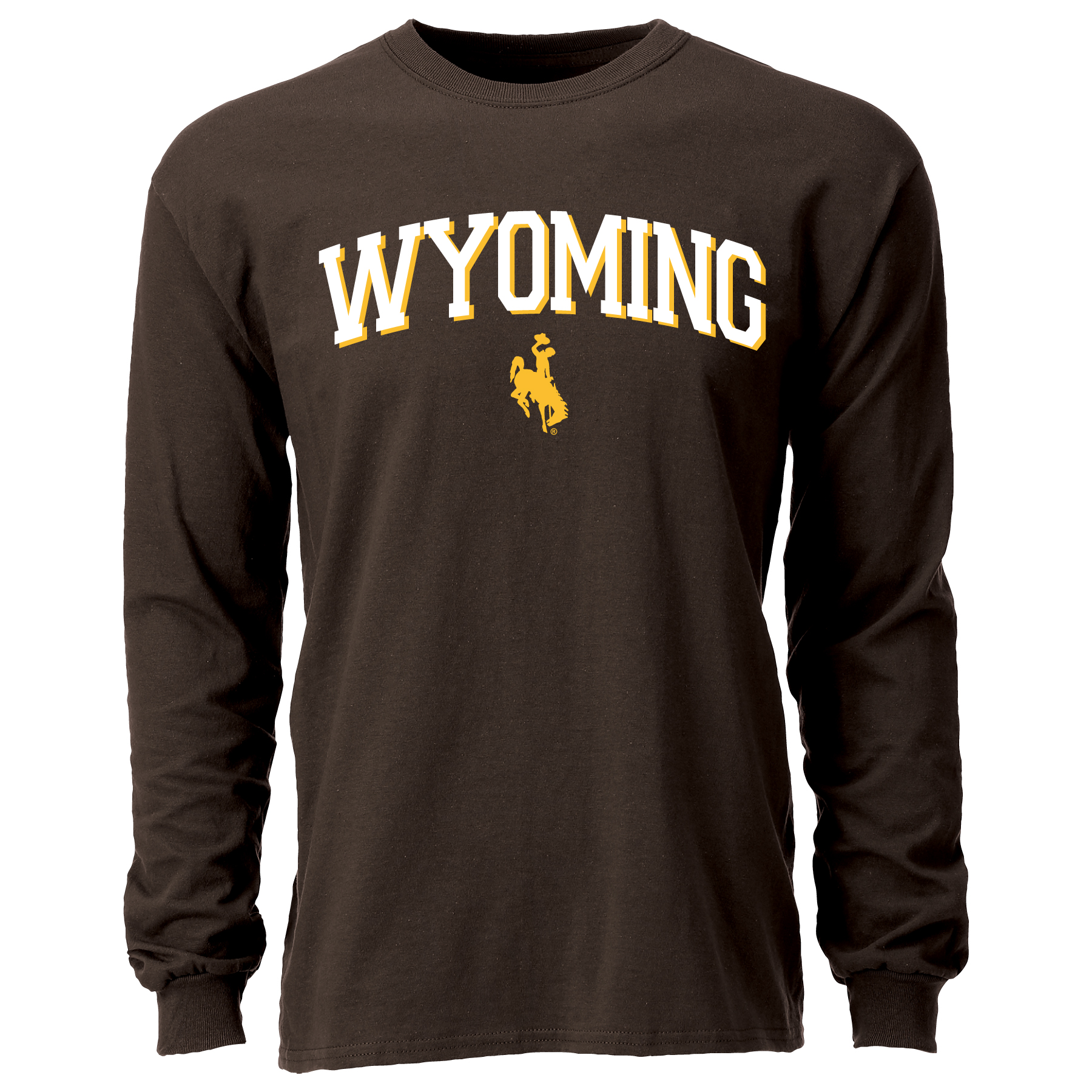 Wyoming Long Sleeve Tee