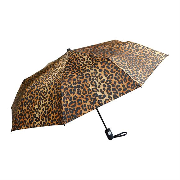 Wild Animal Print Folding Umbrella