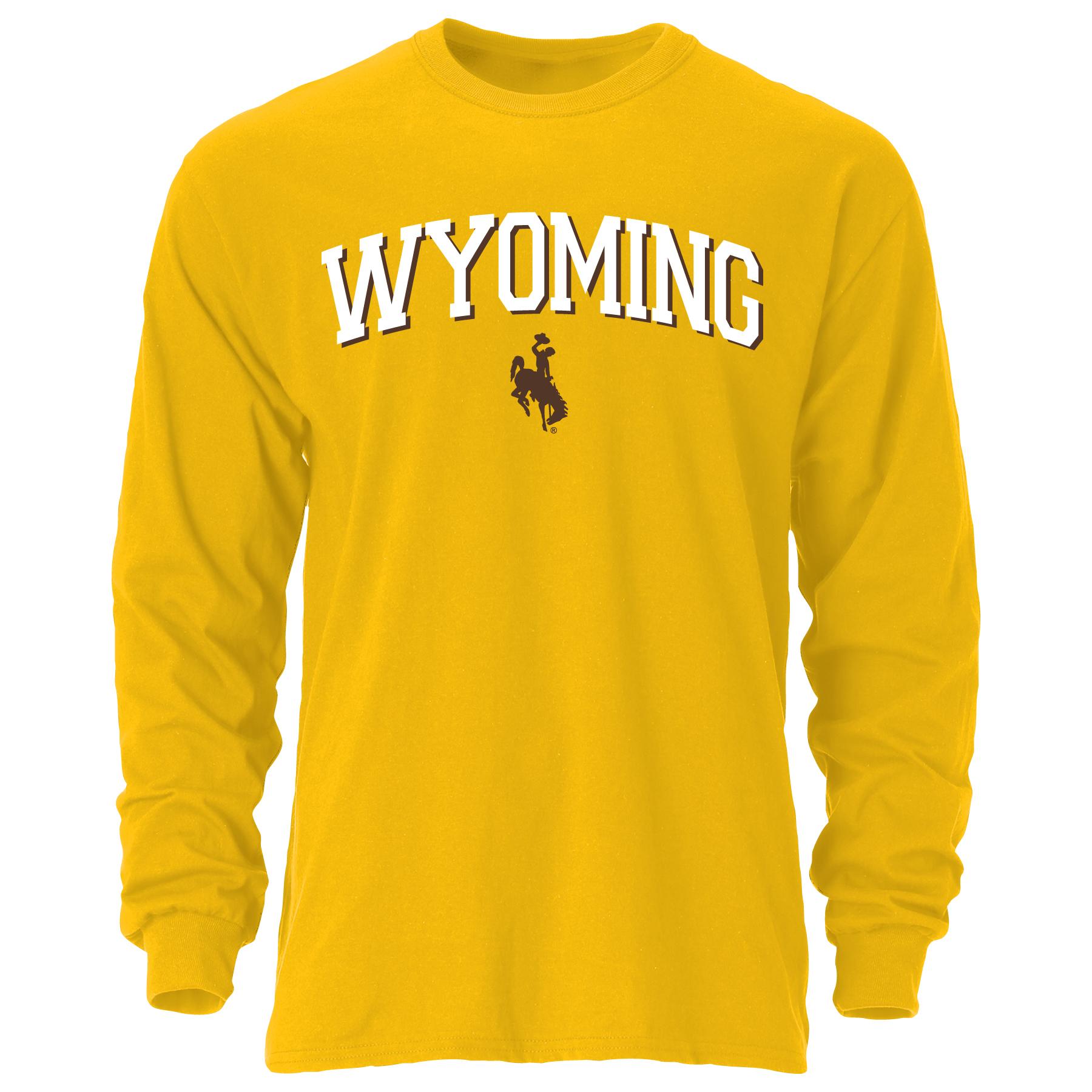 Wyoming Long Sleeve Tee