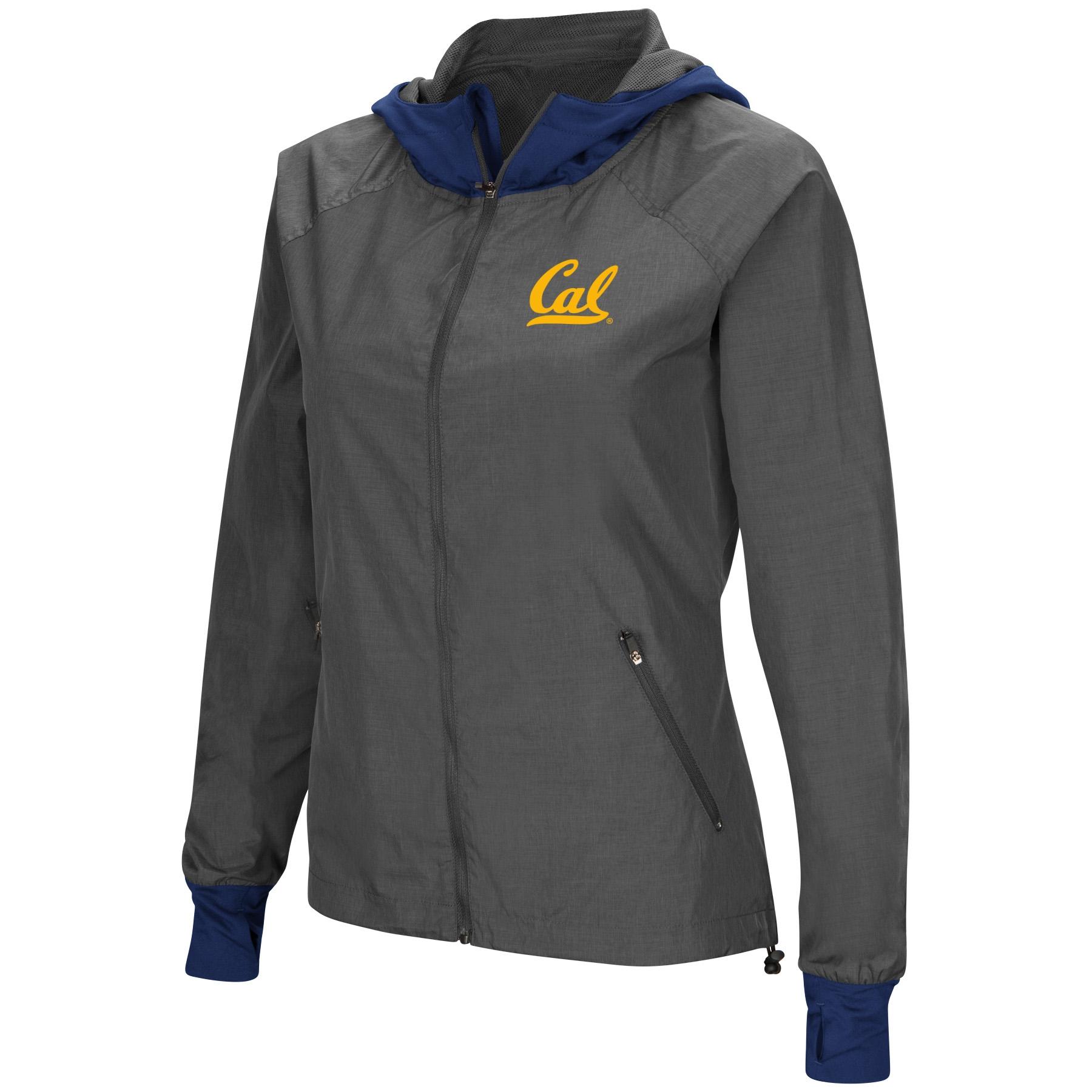 University of California Berkeley Womens Backside Hooded Jacket