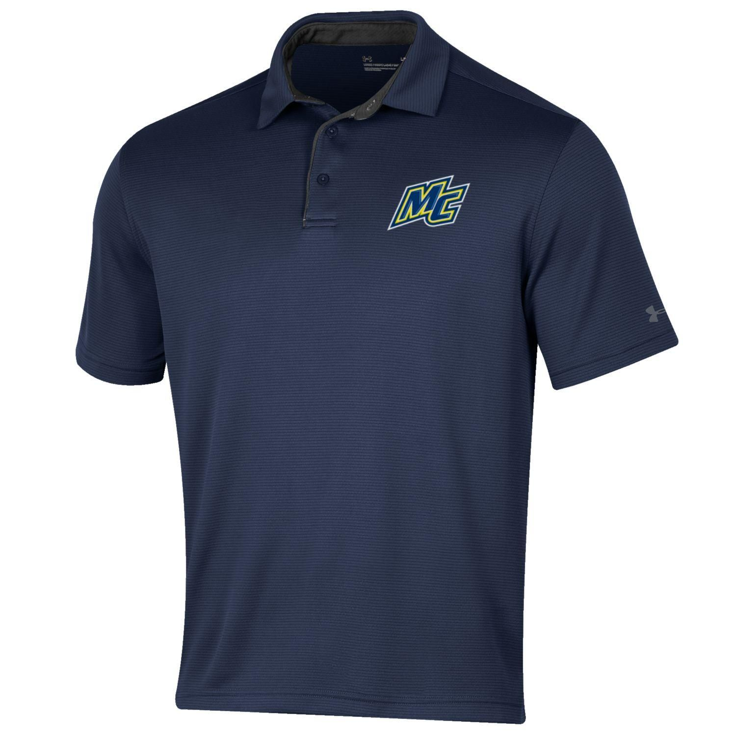 MC Navy Tech Polo Tee