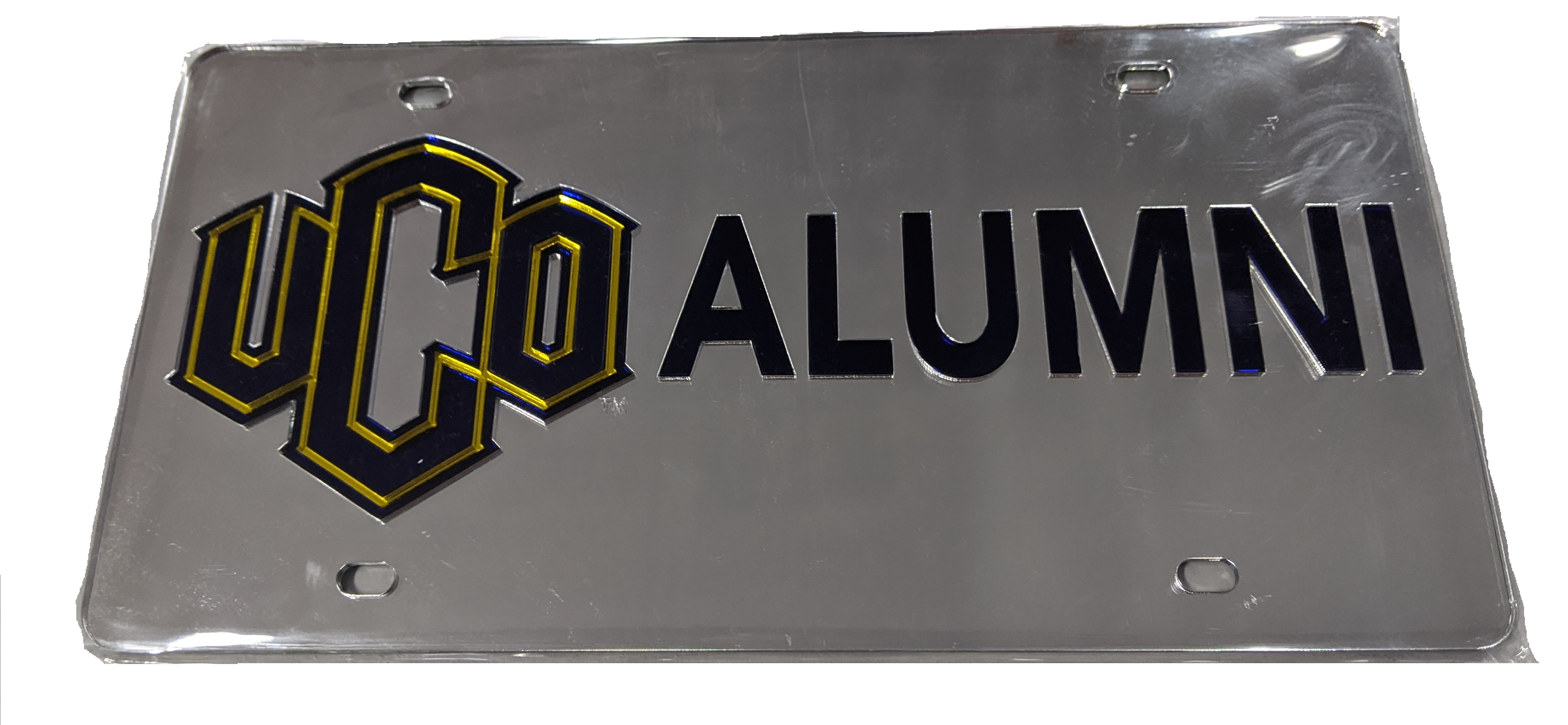 UCO Alumni License Plate