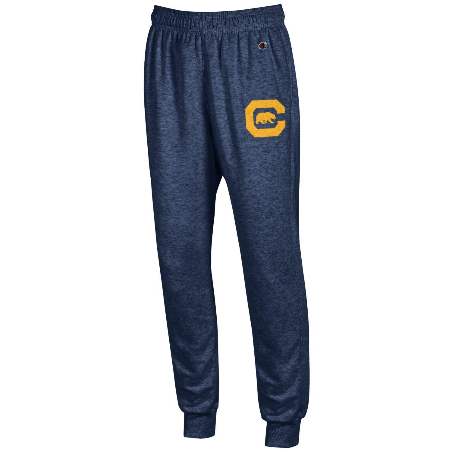 Cal Bears Champion Men's Fleece Jogger C Bear