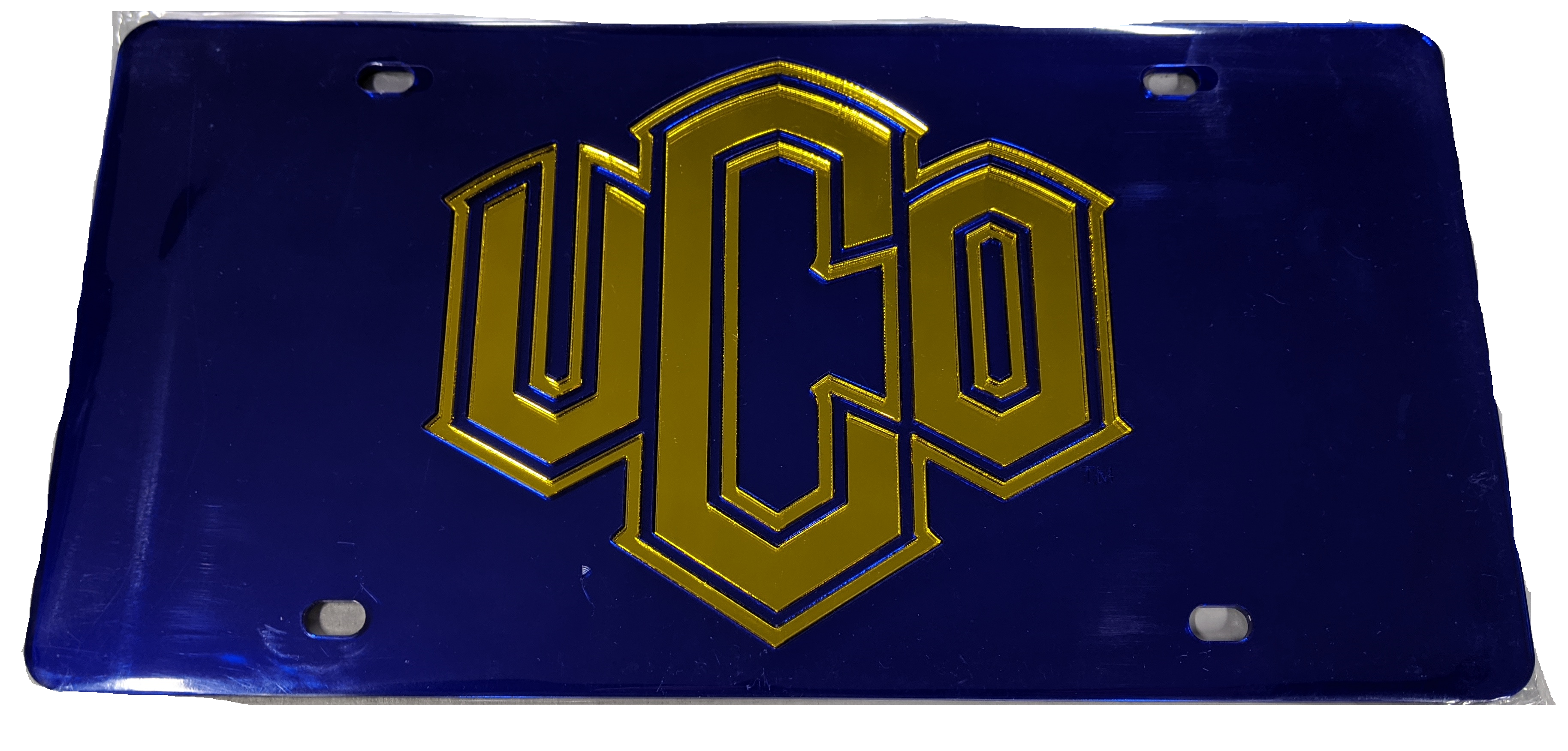 UCO License Plate