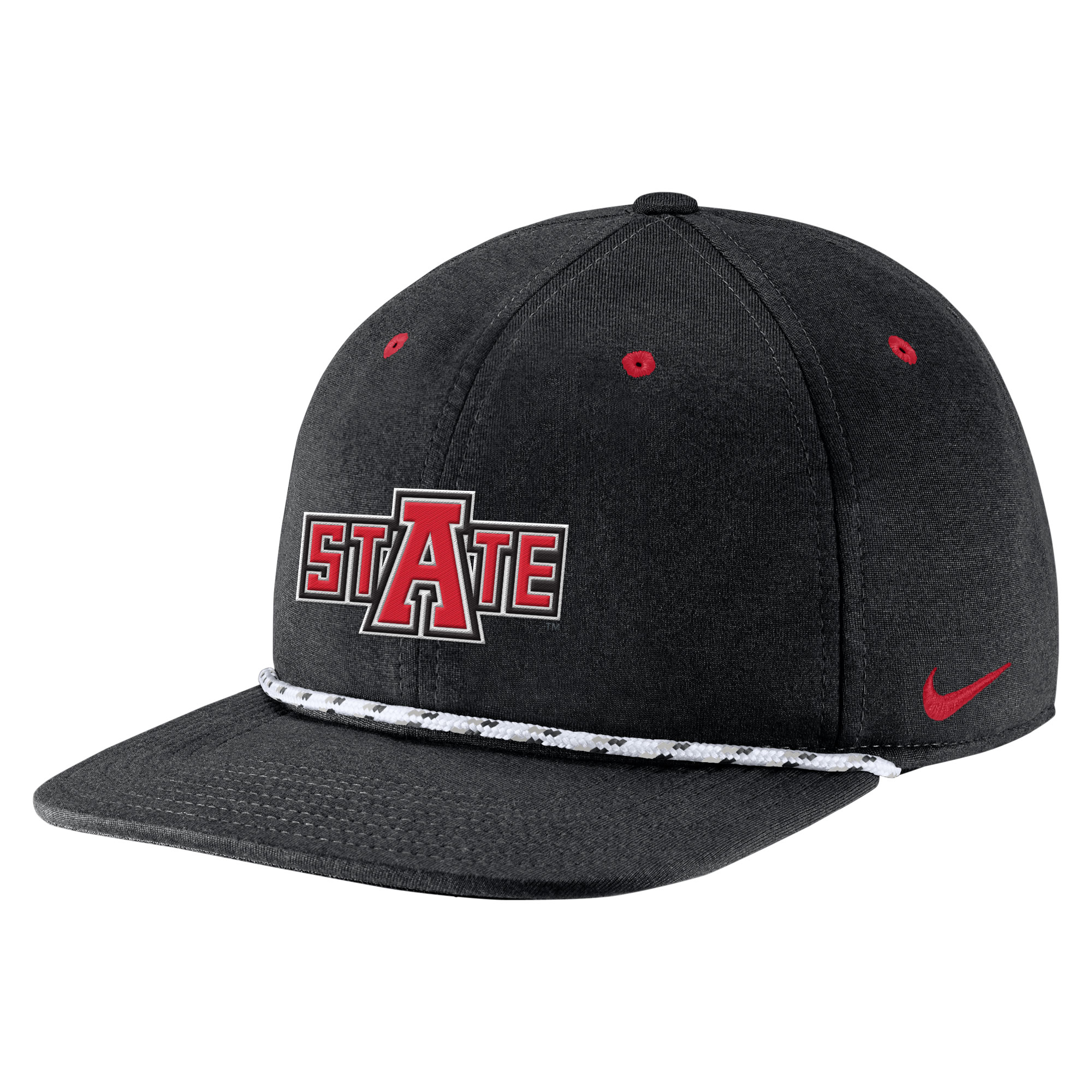 Arkansas State Seasonal Roped Pro Cap