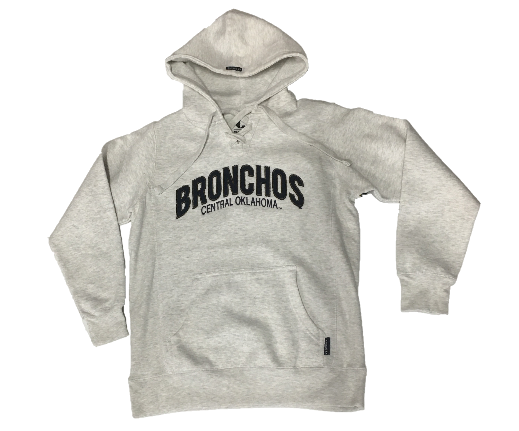 Central Oklahoma Bronchos Bender Hockey Hood