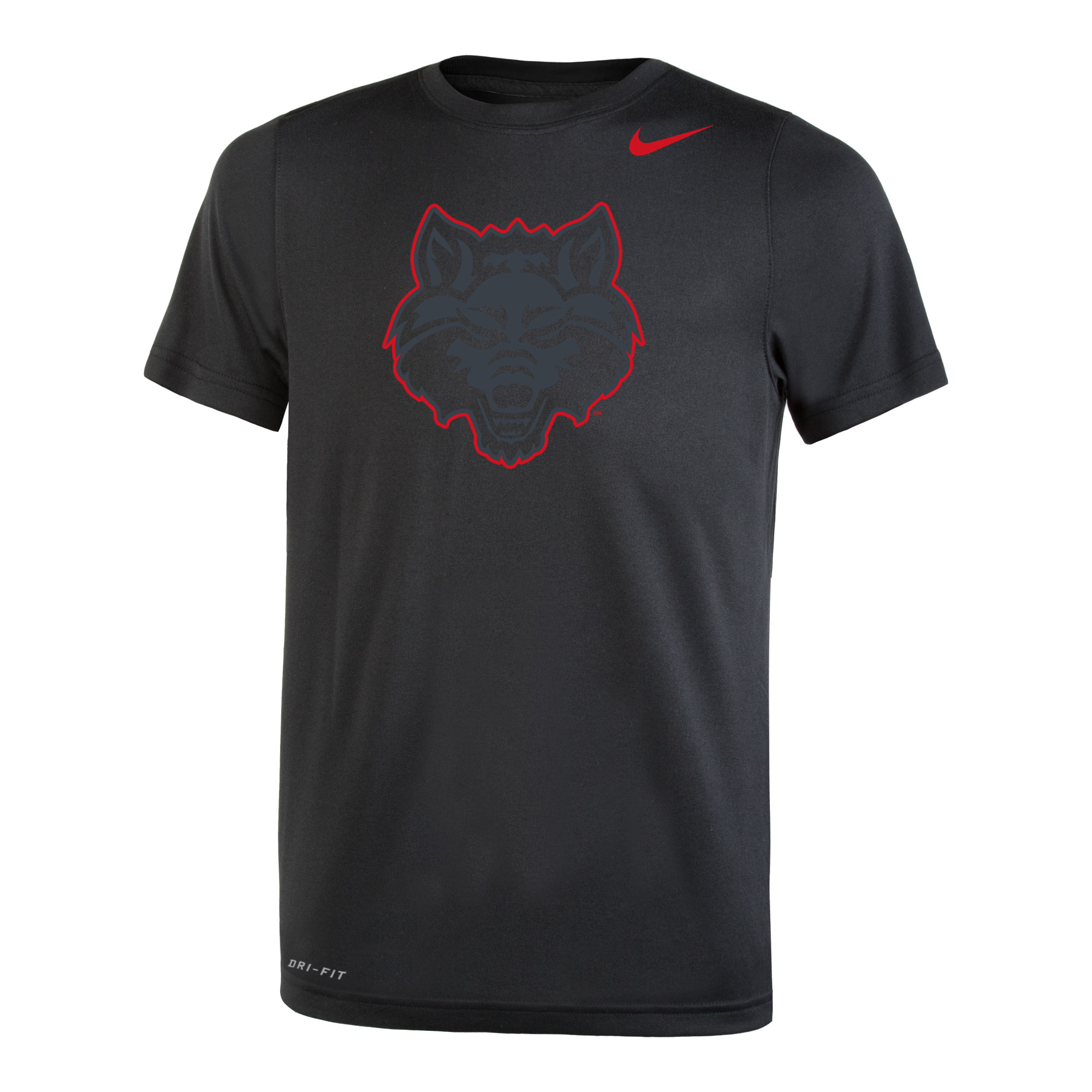 Red Wolves Youth DriFit Tee