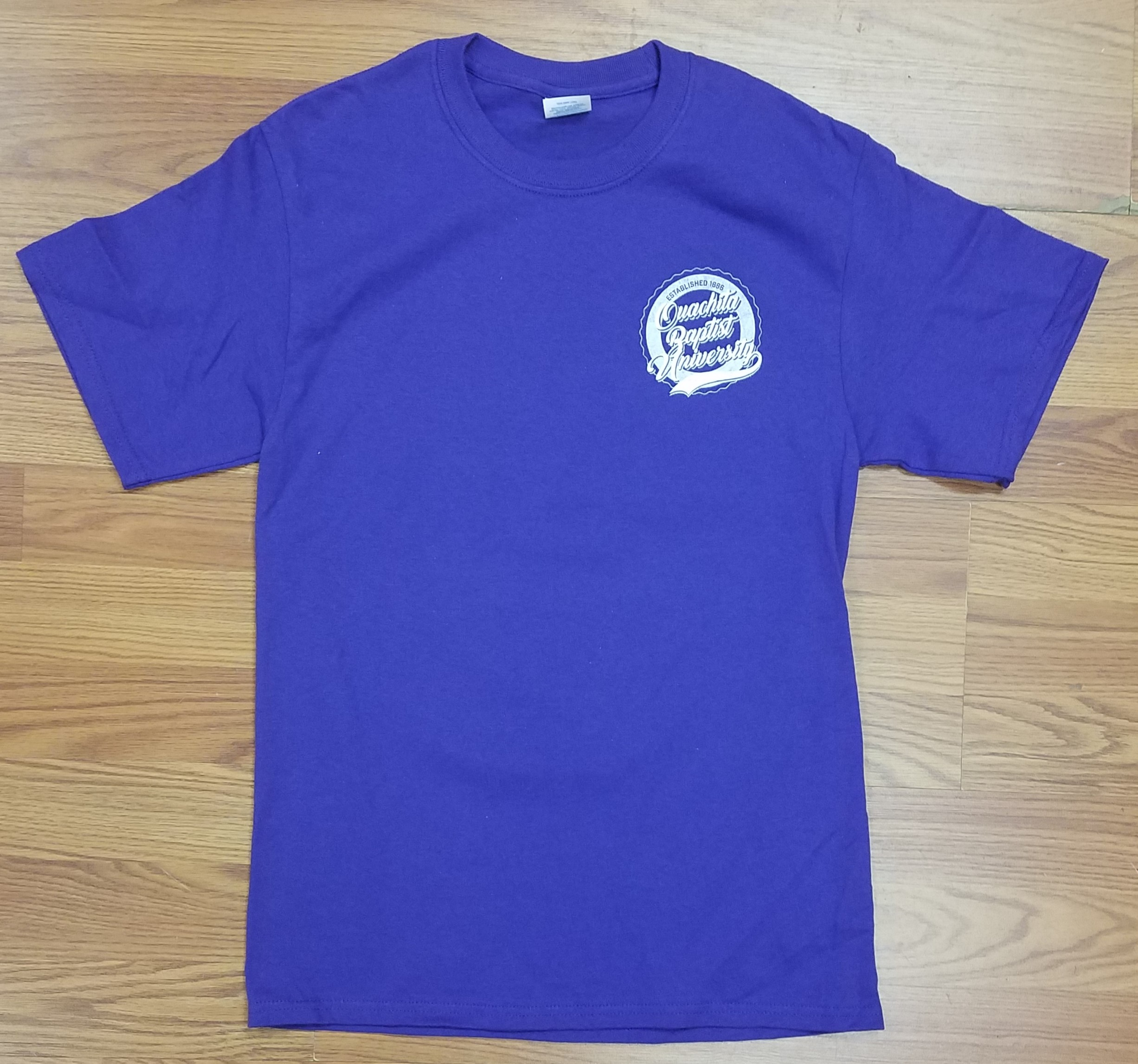 OUACHITA BAPTIST UNIVERSITY SS TEE
