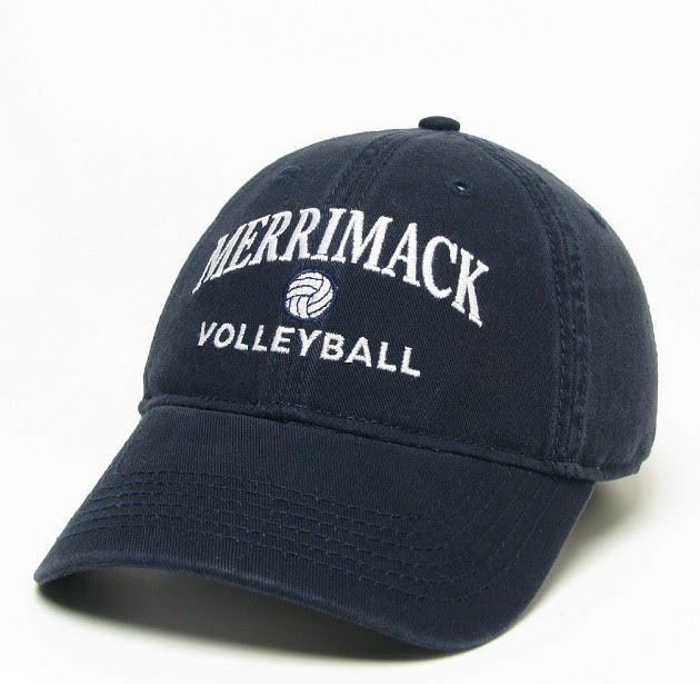 Navy Volleyball Hat