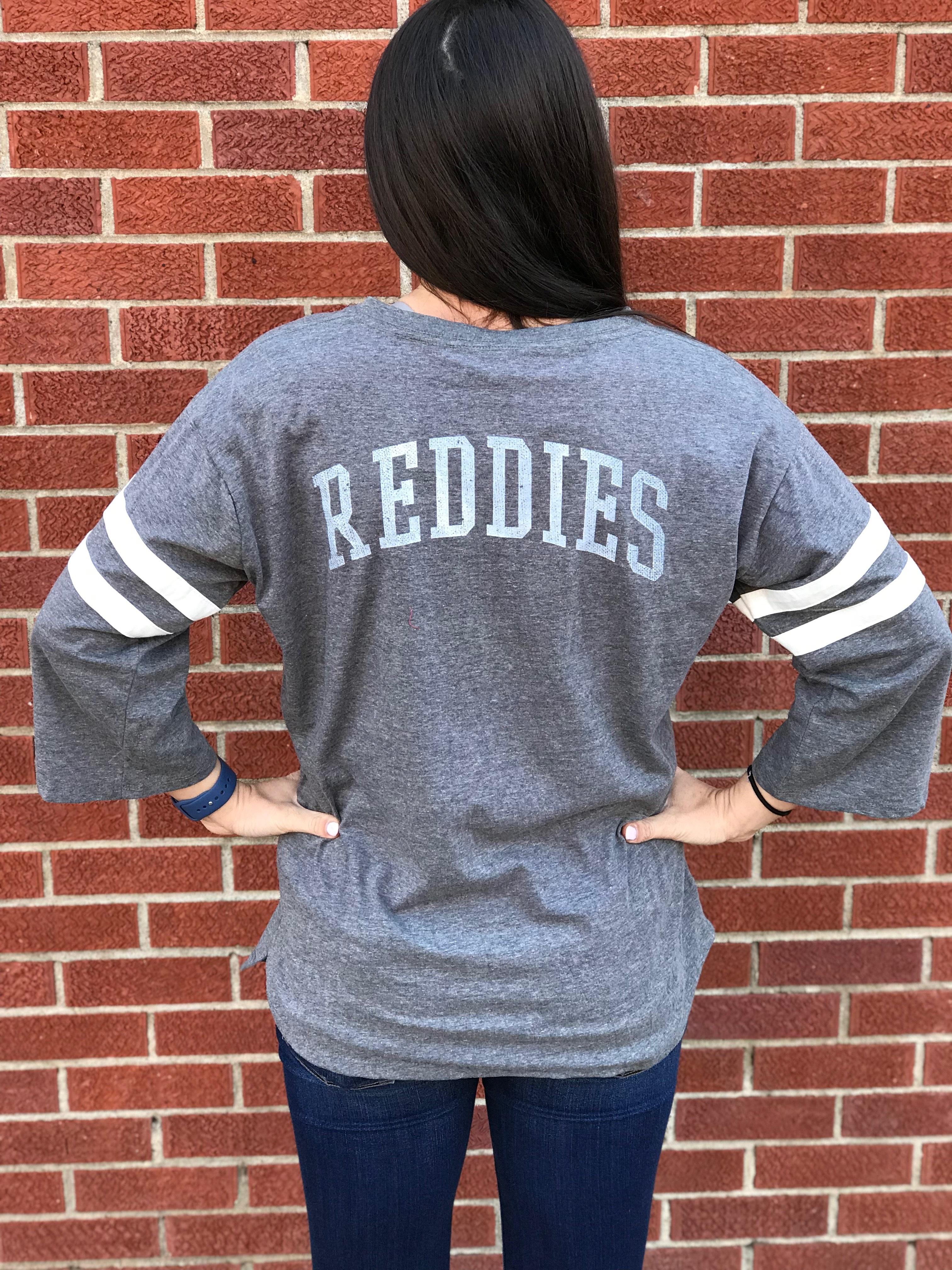 REDDIES OVERSIZED 3/4 SLEEVE