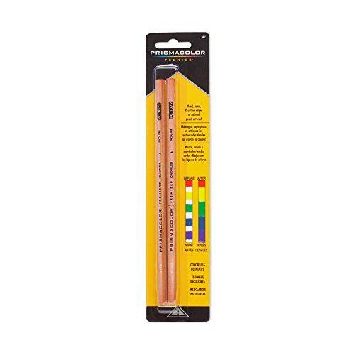 Prismacolor Pencil Colorless Blender 2 Pack