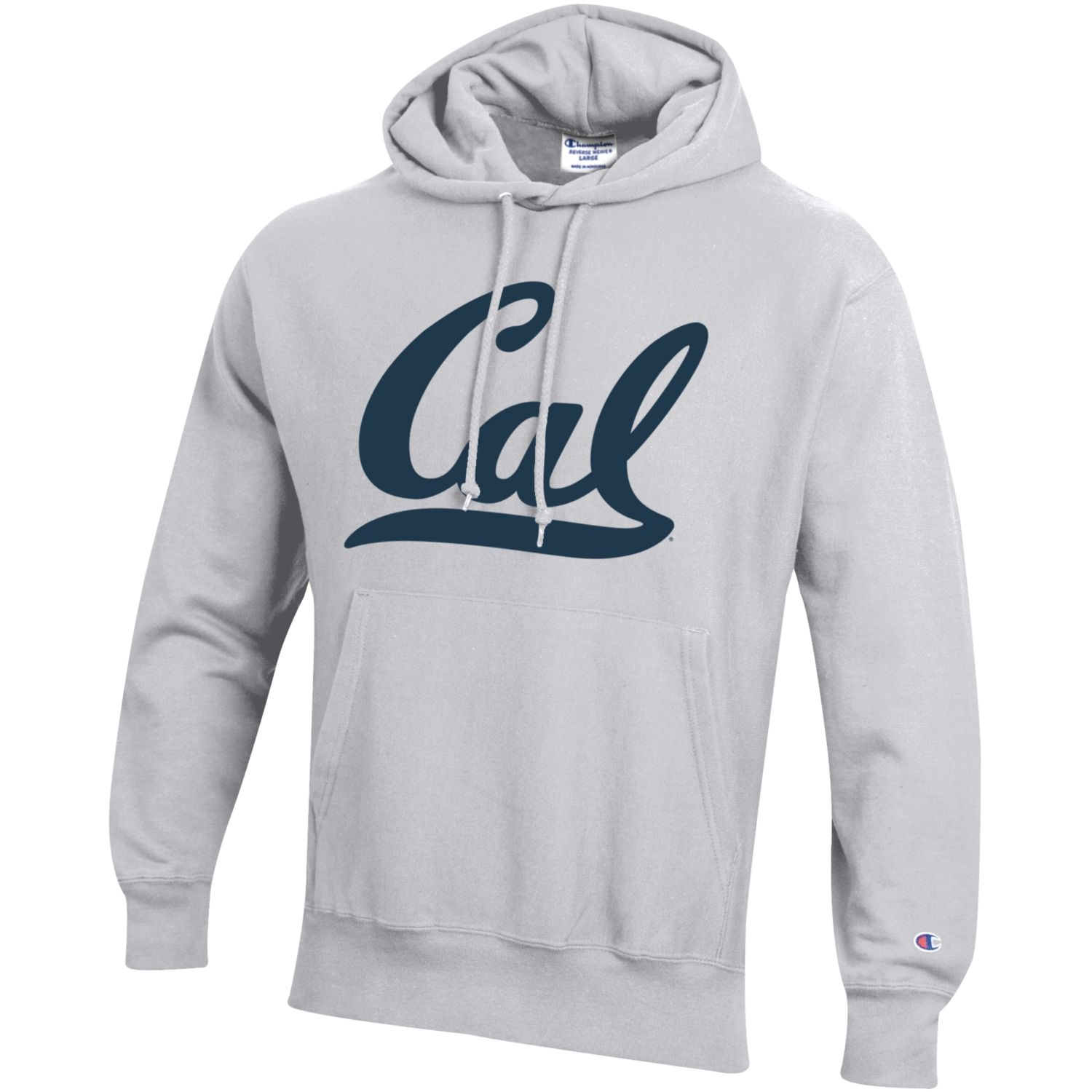 University of California Berkeley Champion Reverse Weave Hood Cal Logo