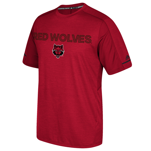 Red Wolves Player's Shirt