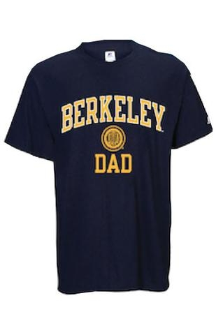 University of California Berkeley Dad Seal Tee