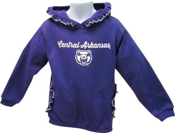 Girl's Central Arkansas Sweatshirt