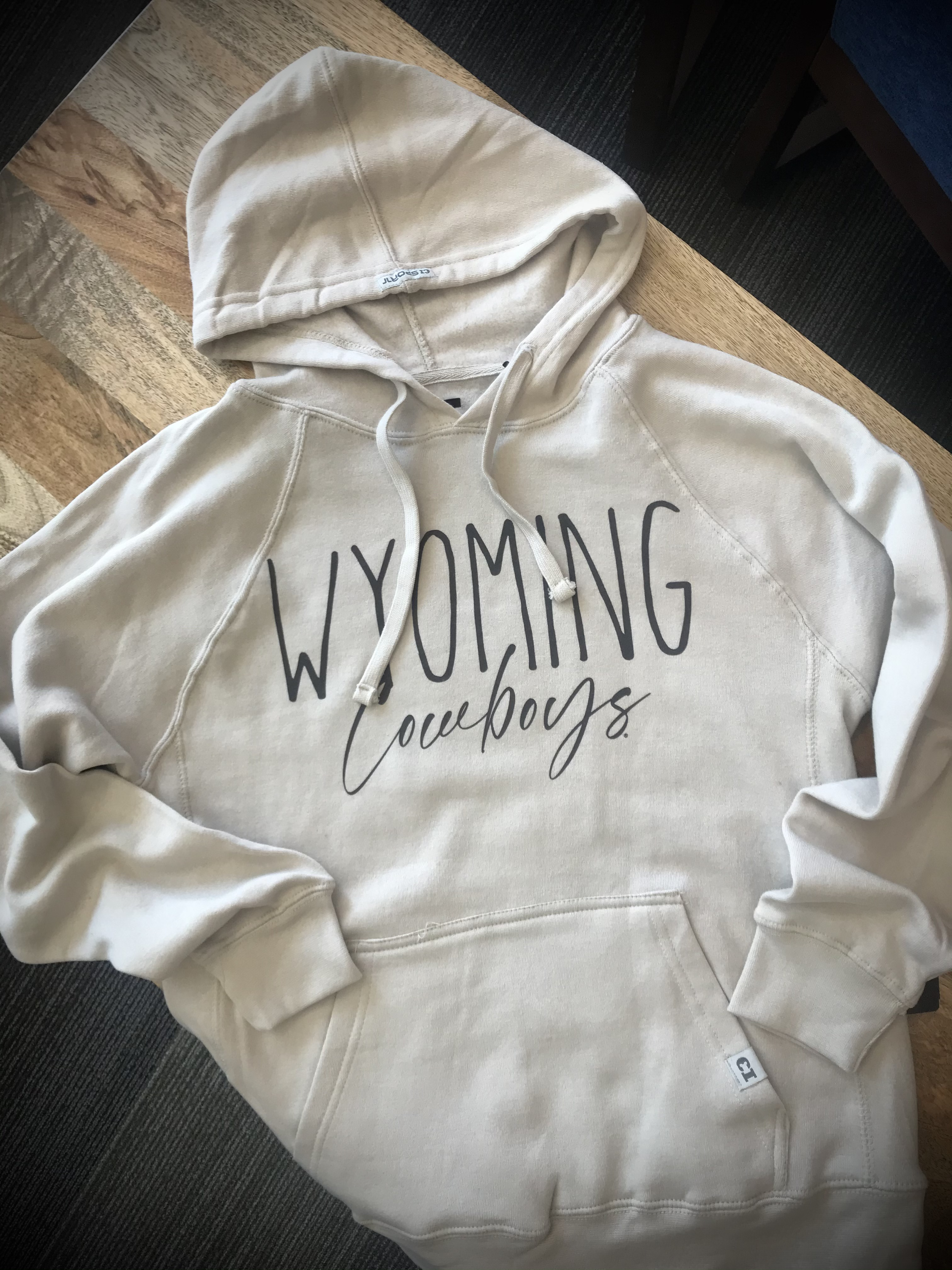 Wyoming Cowboys Ultra Soft Blend Hoodie