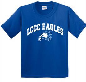 Toddler LCCC Eagles Spirit T-Shirt