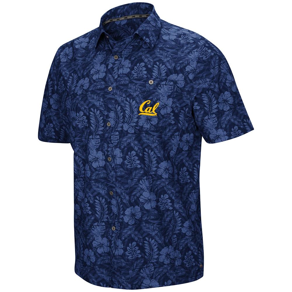 Cal BearsGroud Rules Camp Shirt by Colosseum