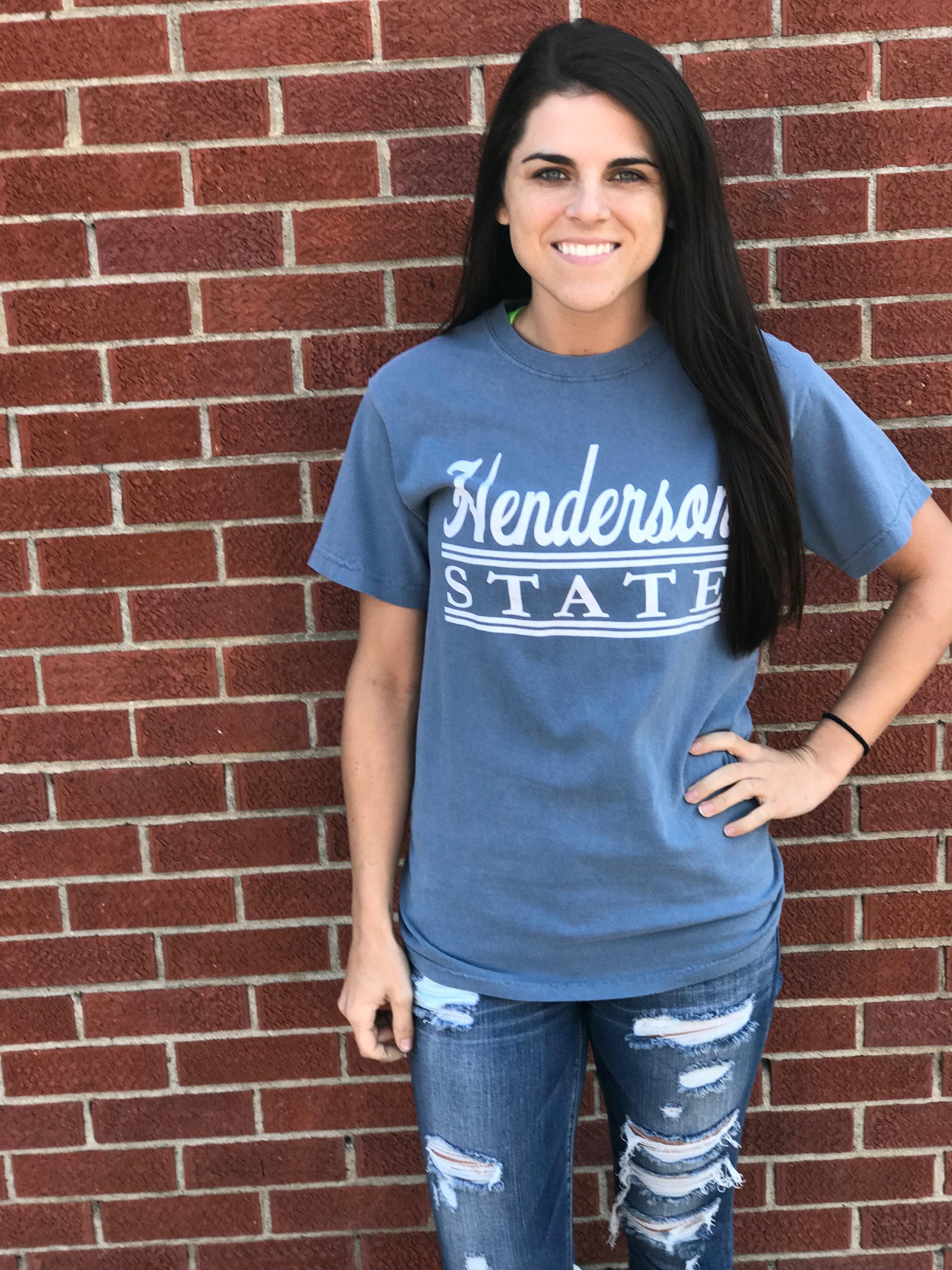 HENDERSON STATE CC TSHIRT
