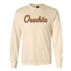 OUACHITA CLASSIC LONG SLEEVE TEE