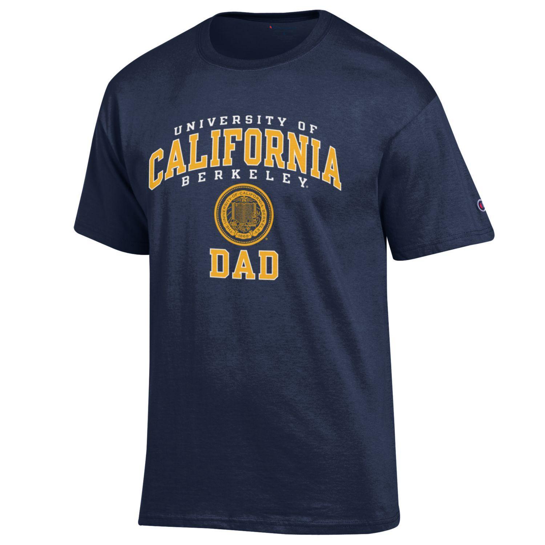 Champion Cal Bears Dad Tee